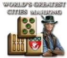 World's Greatest Cities Mahjong gra