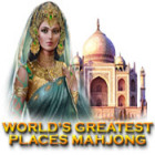 World's Greatest Places Mahjong gra