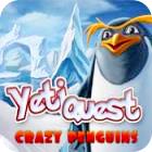 Yeti Quest: Crazy Penguins gra