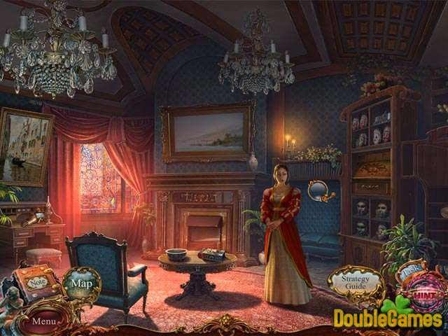European Mystery: The Face of Envy Collector's Edition Screenshot 1