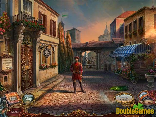European Mystery: The Face of Envy Collector's Edition Screenshot 2