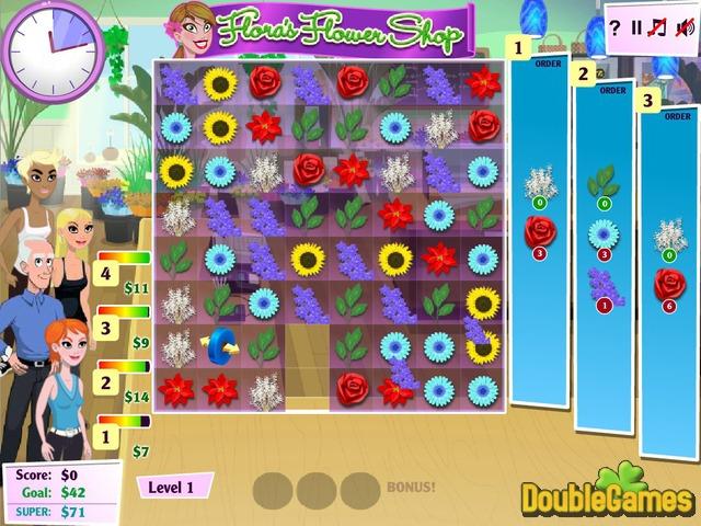 Flora's Flower Shop Screenshot