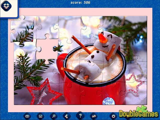 Free Download 1001 Jigsaw: Ice Age Screenshot 3