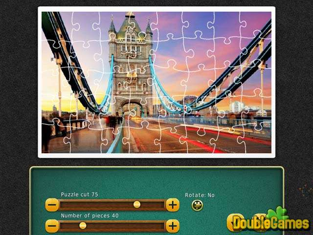 Free Download 1001 Jigsaw World Tour London Screenshot 1