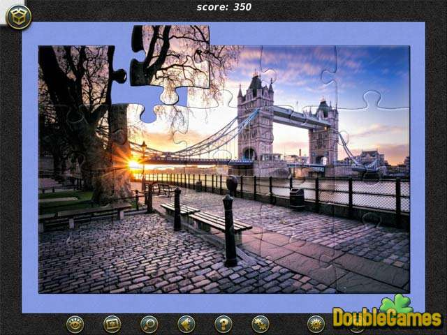 Free Download 1001 Jigsaw World Tour London Screenshot 3