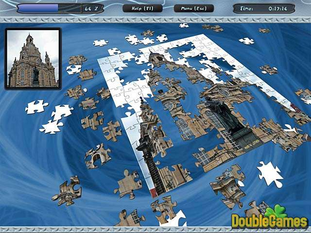 Free Download 3D Puzzle Venture Screenshot 1