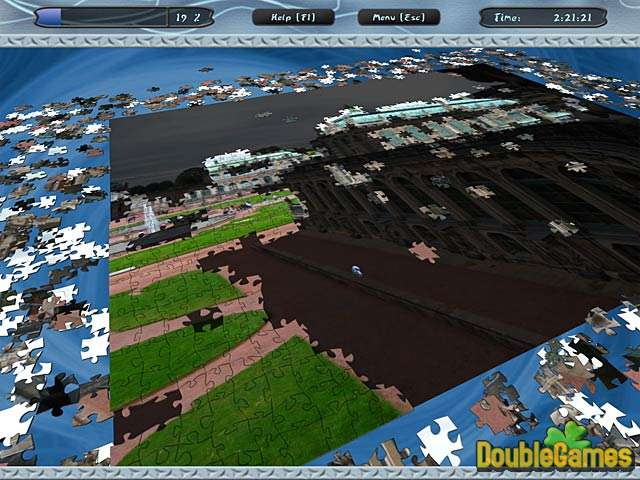 Free Download 3D Puzzle Venture Screenshot 3