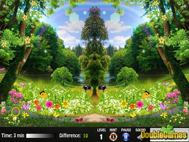 Free Download Four Seasons Differences Screenshot 1
