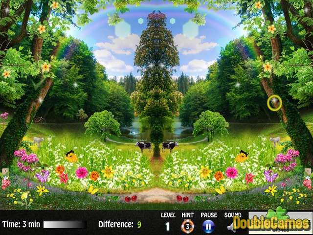 Free Download Four Seasons Differences Screenshot 3