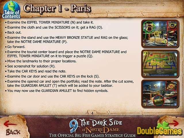 Free Download 9: The Dark Side Of Notre Dame Strategy Guide Screenshot 1