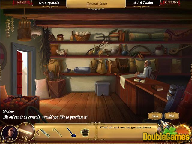 Free Download A Gypsy's Tale: The Tower of Secrets Screenshot 3