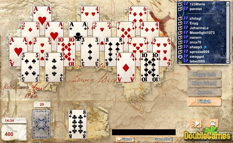 Free Download Ace Solitaire Screenshot 1