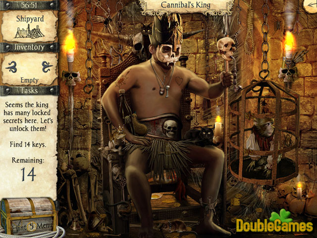 Free Download Adventures of Robinson Crusoe Screenshot 1