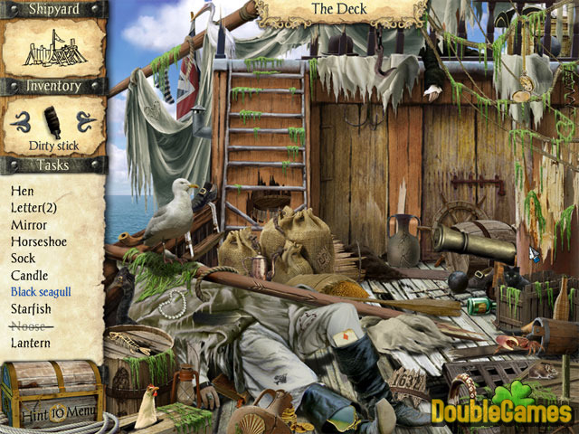 Free Download Adventures of Robinson Crusoe Screenshot 2