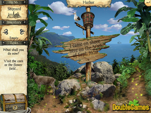 Free Download Adventures of Robinson Crusoe Screenshot 3