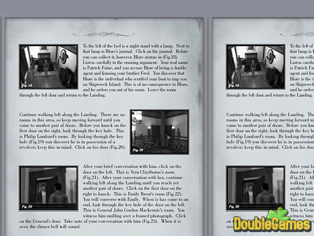 Free Download Agatha Christie: And Then There Were None Strategy Guide Screenshot 3