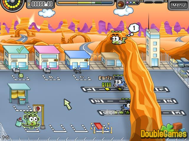 Free Download Airport Mania 2: Wild Trips Screenshot 1