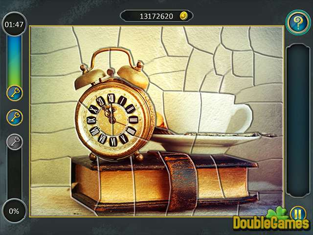 Free Download Alice's Jigsaw Time Travel Screenshot 1