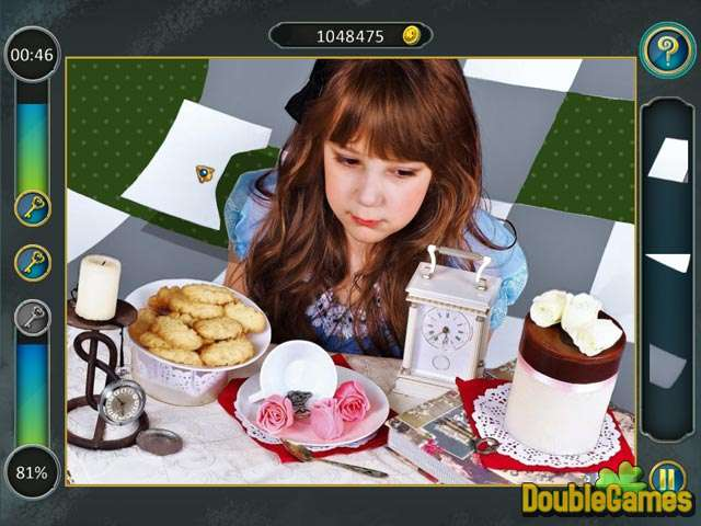Free Download Alice's Jigsaw: Wonderland Chronicles 2 Screenshot 1