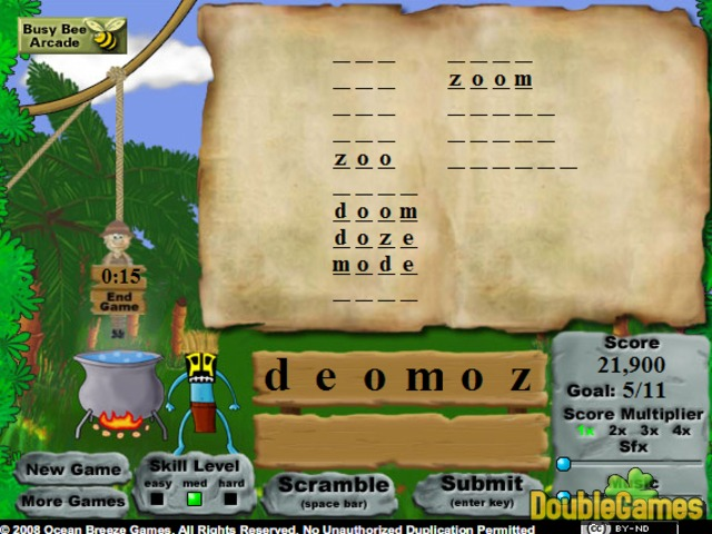 Free Download Alphabet Jungle Screenshot 3