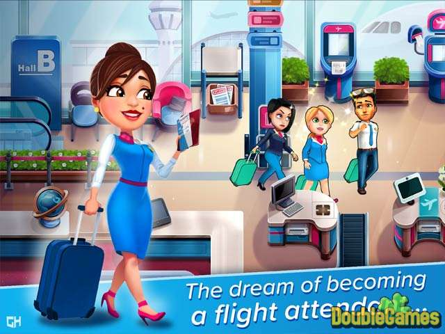 Free Download Amber's Airline: High Hopes Collector's Edition Screenshot 1