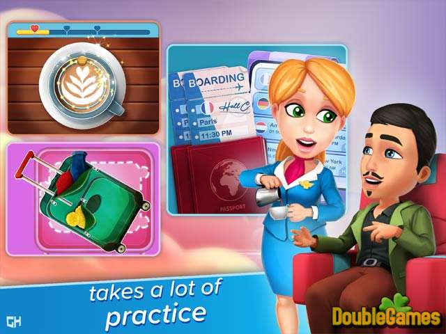 Free Download Amber's Airline: High Hopes Collector's Edition Screenshot 2