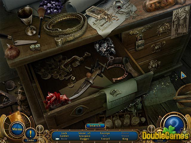 Free Download Amulet of Time: Shadow of la Rochelle Screenshot 1