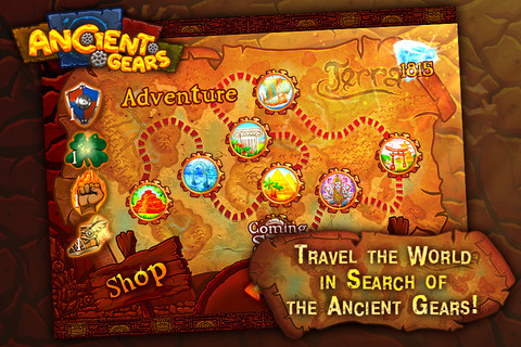 Free Download Ancient Gears Screenshot 2