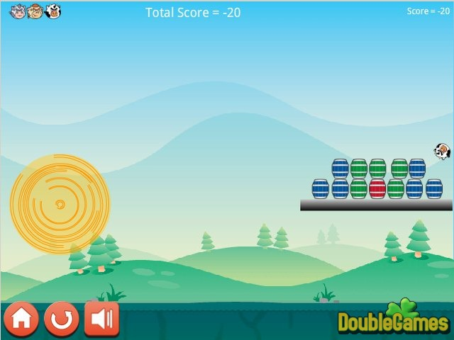 Free Download Angry Cows Screenshot 2
