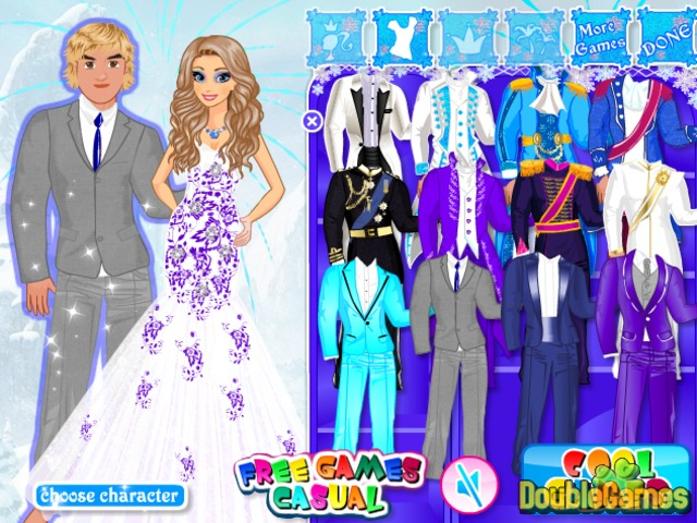 Free Download Anna and Kristoff Wedding Screenshot 2