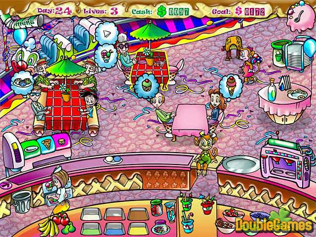Free Download Anna's Ice Cream Screenshot 1
