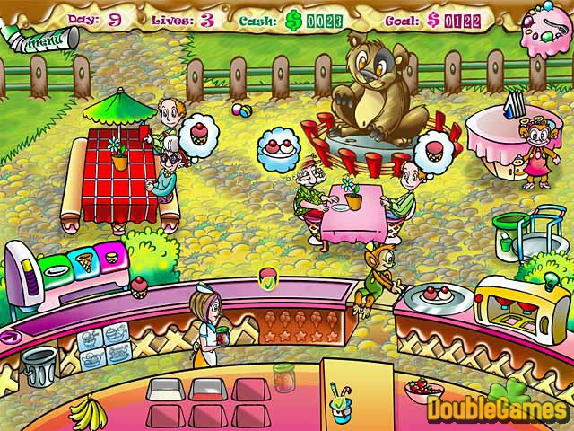 Free Download Anna's Ice Cream Screenshot 3