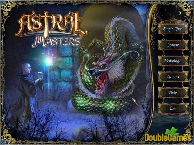 Free Download Astral Masters Screenshot 1
