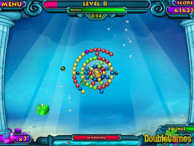 Free Download Atlantis Adventure Screenshot 1