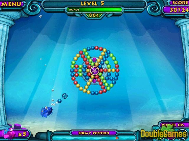 Free Download Atlantis Adventure Screenshot 3