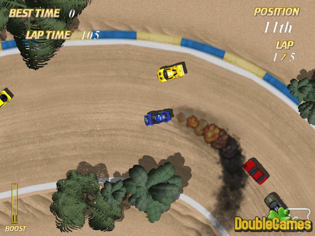 Free Download Autocross Racing Screenshot 1