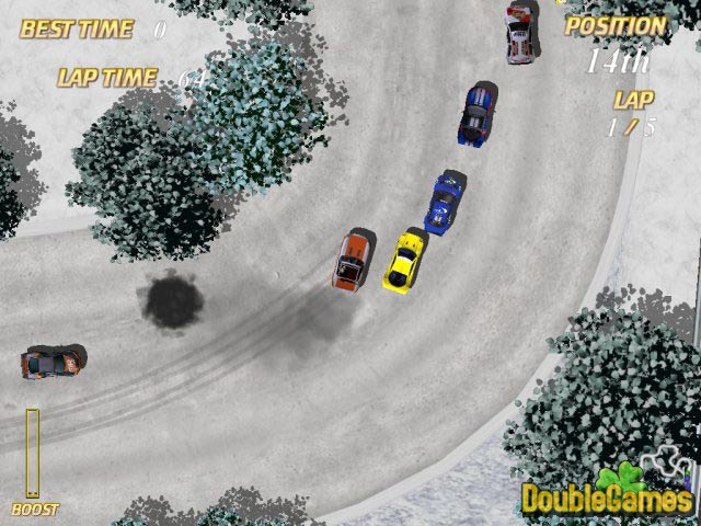 Free Download Autocross Racing Screenshot 2