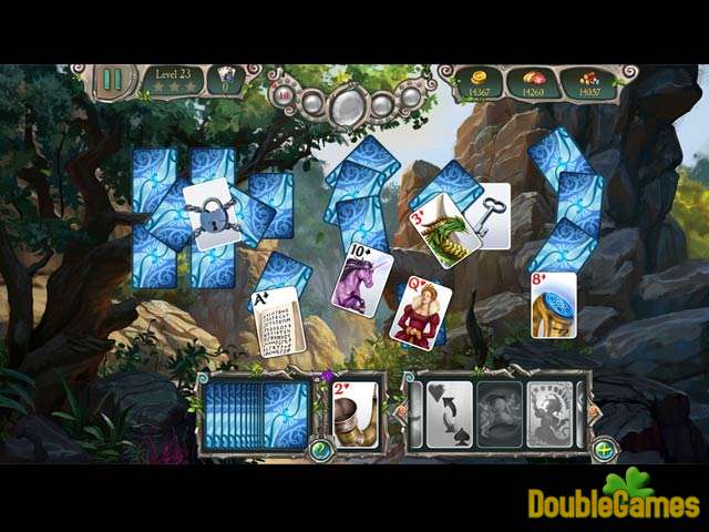 Free Download Avalon Legends Solitaire 3 Screenshot 1