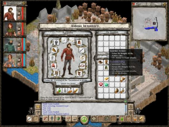 Free Download Avernum: Escape from the Pit Screenshot 1