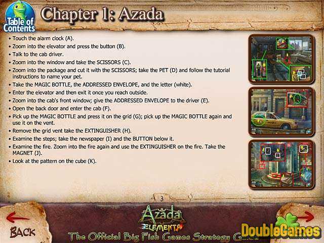 Free Download Azada: Elementa Strategy Guide Screenshot 1