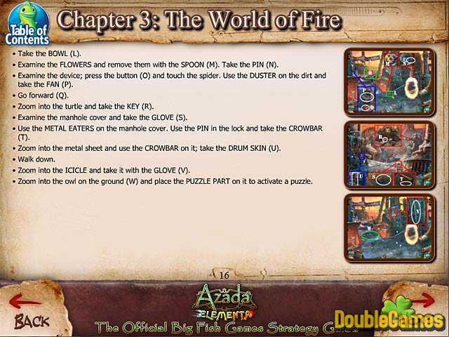 Free Download Azada: Elementa Strategy Guide Screenshot 3