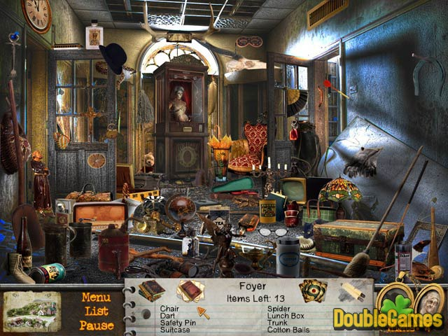 Free Download Becky Brogan: The Mystery of Meane Manor Screenshot 1