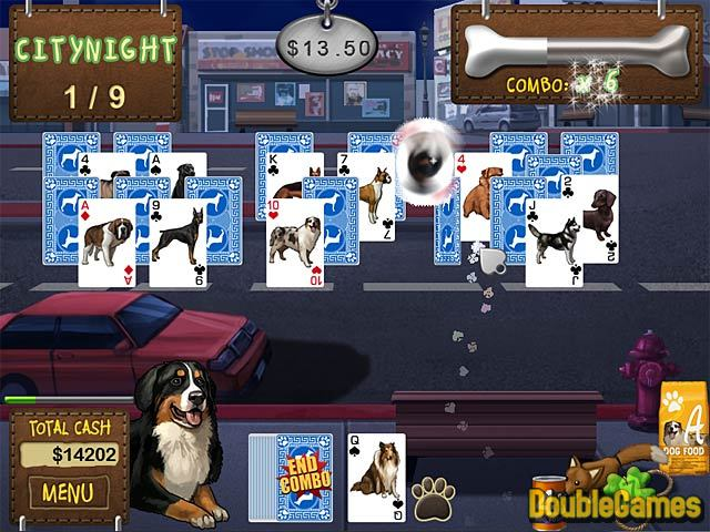 Free Download Best in Show Solitaire Screenshot 1