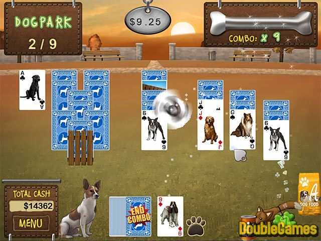 Free Download Best in Show Solitaire Screenshot 3