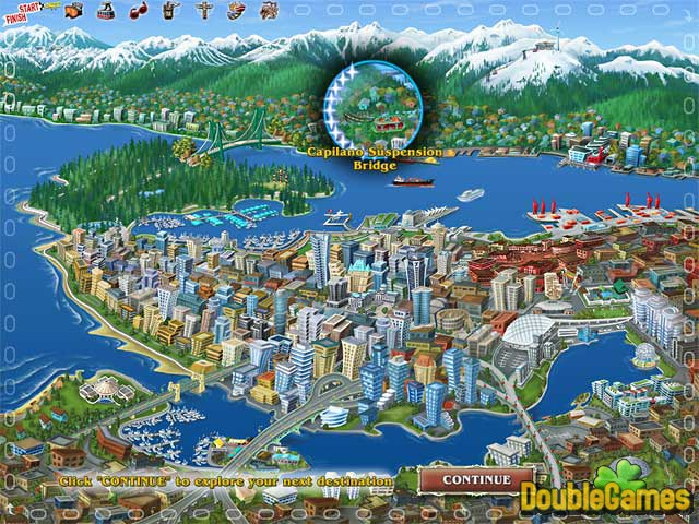 Free Download Big City Adventure: Vancouver Screenshot 1