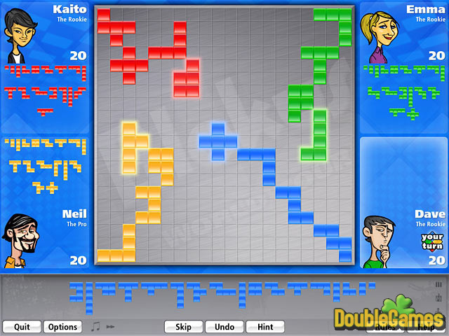 Free Download Blokus World Tour Screenshot 1