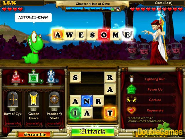 Free Download Bookworm Adventures Screenshot 1