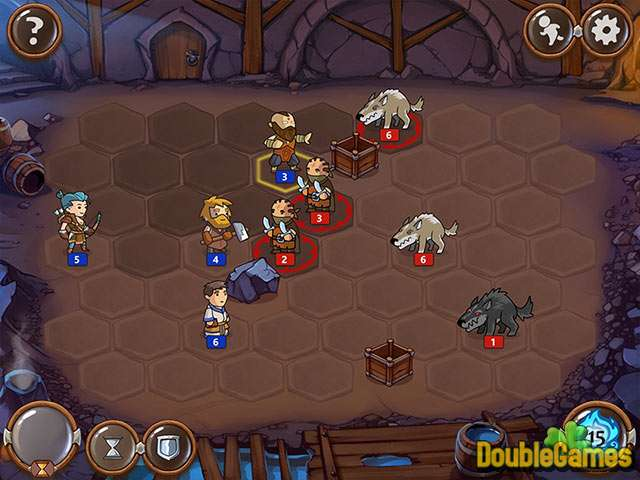 Free Download Braveland Wizard Screenshot 1