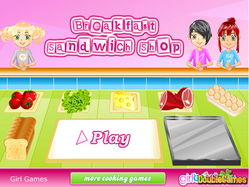 Free Download Breakfast Sandwich Shop Screenshot 3