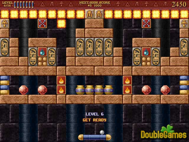 Free Download Bricks of Egypt Screenshot 1